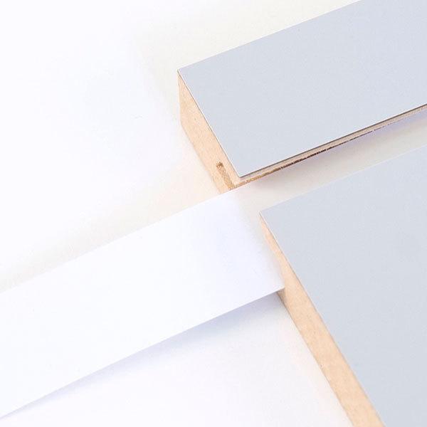 Chỉ trang trí rãnh tấm gỗ Slatwall PKG01