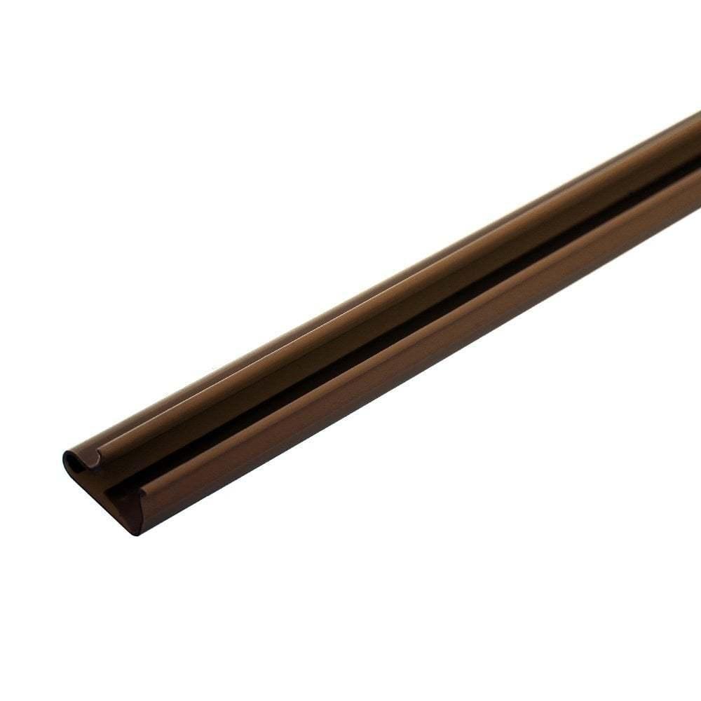 Rãnh nhựa cài tấm gỗ Slatwall PKG03