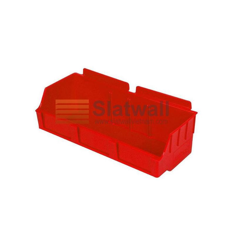 Hộp nhựa PVC cài Slatwall HNG03