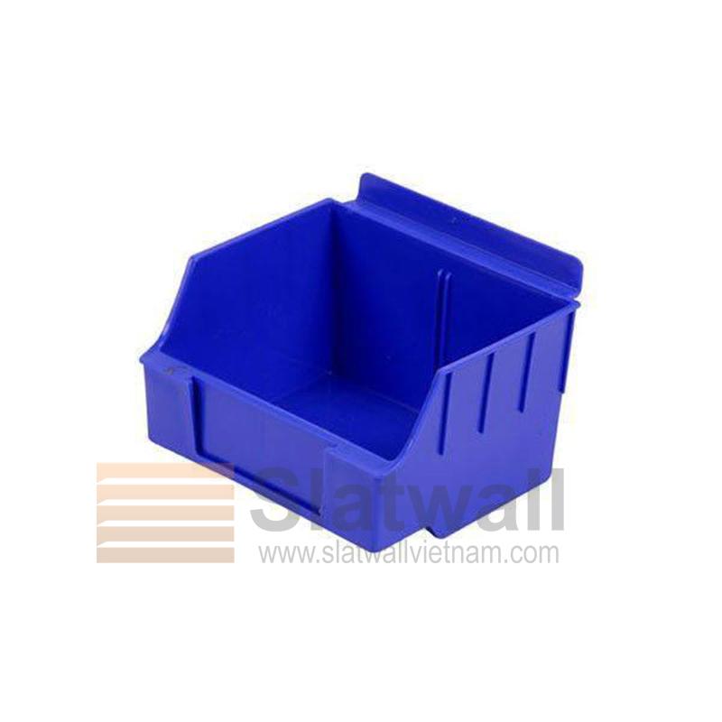 Hộp nhựa PVC cài Slatwall HNG02