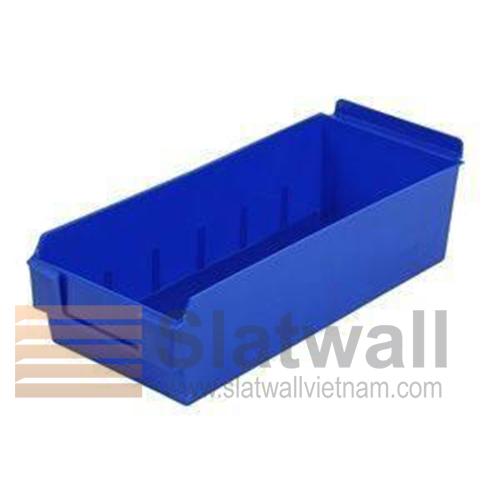 Hộp nhựa PVC cài Slatwall HNG01