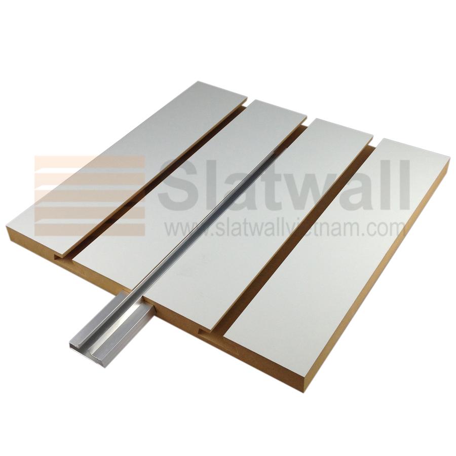 Rãnh nhôm cài tấm gỗ PKG02
