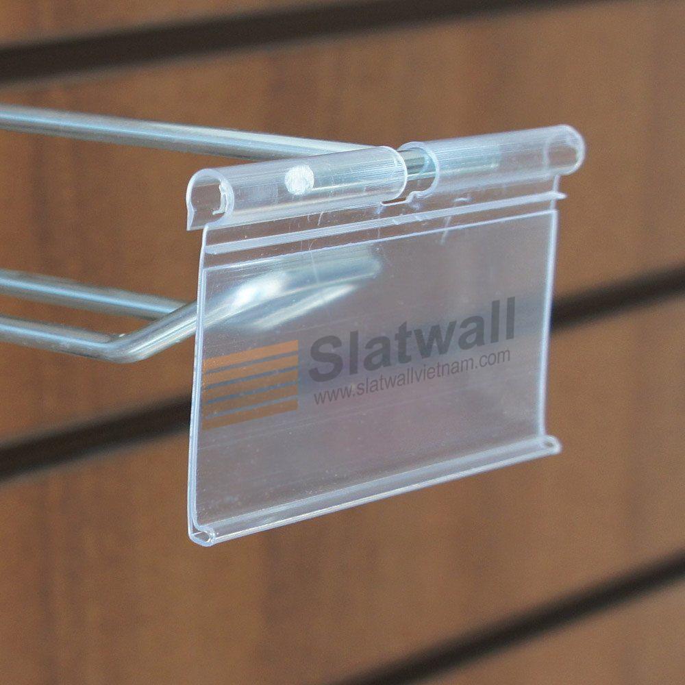 Móc treo hình cung cài tấm Slatwall MTG203