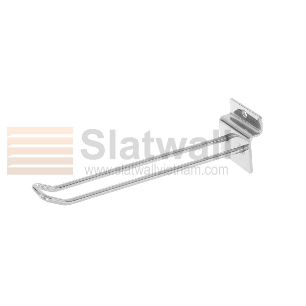 Móc treo hình cung cài tấm Slatwall MTG202
